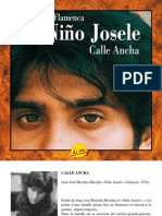 Niño Josele-Calle Ancha libreto