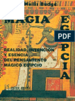 Budge, Wallis - Magia Egipcia [PDF]