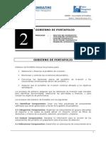Gobierno de Portafolio