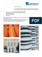 Energoinvest RaOp - Catalogue porcelain insulators