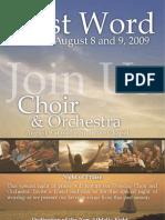 Join Us Choir
