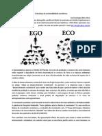 O decálogo da sustentabilidade ecocêntrica