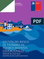 Guia Para Profesores Sobre Gestion de Riesgos de Tsunamis en Parvulos