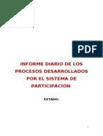 Formato Informe Diario