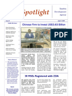 ZDA Spotlight Issue 5
