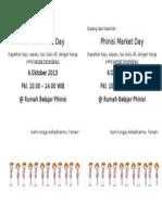 market day ind.docmarket day