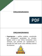 Apontamentos de ORGANIGRAMASx