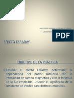Efecto Faraday