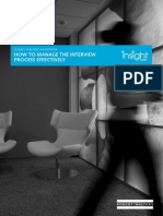 Robert Walters - How to manage the Interview Process effectively.pdf