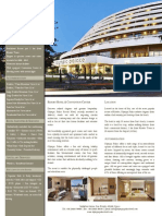 Olympic Palace Hotel Ixia Rhodes - Fact Sheet 2014