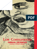 Los Comuneros -  Germán Arciniegas