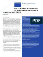 Dunne, A. (2012) 'Strategic Trade Controls In The United Arab Emirates