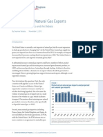 U.S. Liquefied Natural Gas Exports