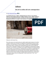 Arte y Capitalismo