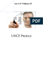 Preston Williams UNCF Profile