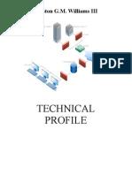 Preston Williams Technical Profile