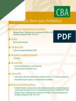 Cuestionario Breve Para Alcoholicos