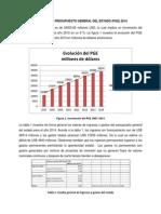 Analisis Pge 2014