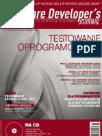 Software Developers Journal PL 03/2009