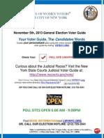 LWV Voter Guide November General Election 2013.pdf