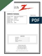 LG R60V26 Manual de Servicio