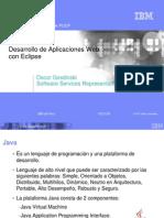 Desarrollo de Aplicaciones Web Con Eclipse