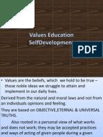 Values Education 2.ppt