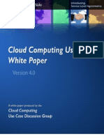 Cloud Computing Use Cases Whitepaper