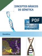 (4) Conceptos de Genetica