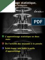 [Big Data Live] Machine learning - Gaël Varoquaux, INRIA
