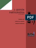 gestin participativa