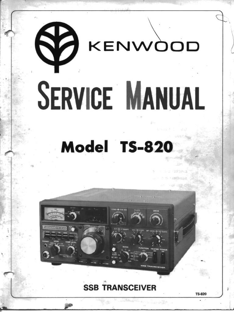 Ftdx 5000 Service Manual