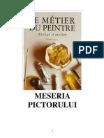 Meseria-pictorului