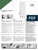 Manual Centro Planchado Bosch