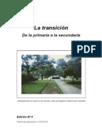 La Transición - De la primaria a la secundaria