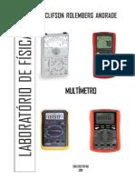 Como Utilizar o Multimetro Digital