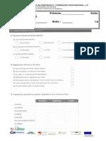 Teste Francês Enf.doc