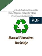 Guayanilla Manual Educativo de Reciclaje