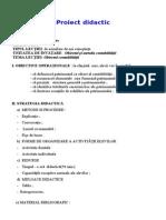 Obiectul contabilitatii