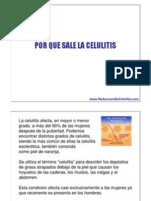 celulitis piel de naranja pdf