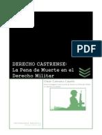 Derecho Militar Pena de Muerte