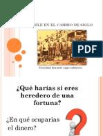 Sociedad durante auge salitrero, cuestión social y Balmaceda