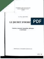 Kruchten Le Decret d'Horemheb.pdf