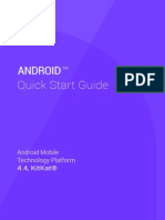 Android Quick Start Guide, Android 4.4 (KitKat)