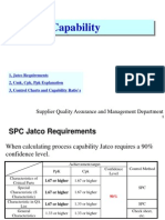 13-Process Capability Training