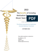 White Paper on Medicaid Coverage for Methadone Treatment for Opioid Dependence.pdf