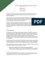 Roca(2006)LineamientosPoliticaEconomica2006 2011