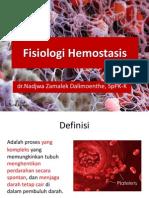 Fisiologi Hemostasis