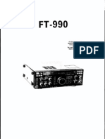 YAESU FT 990 Service Manual