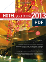 Hotel Yearbook 2013